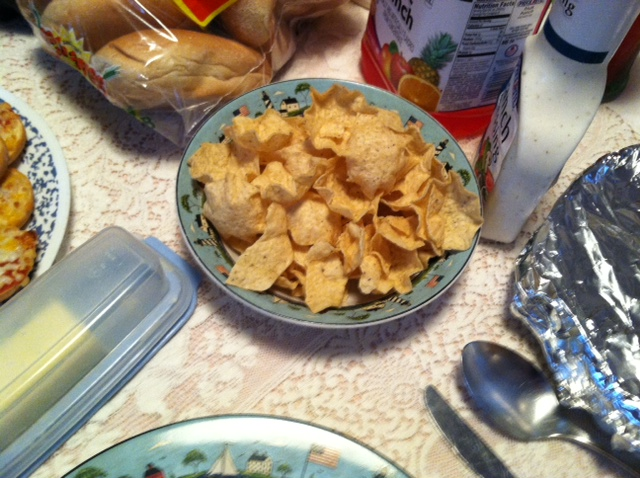 Nacho chips. Photo by Katelyn Avery.